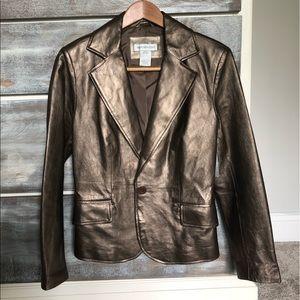 Worthington Bronze Blazer Size Medium